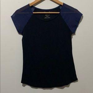 Black and Blue t-shirt